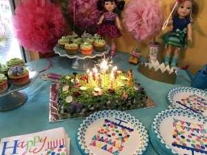 Wellie Wisher birthday Party