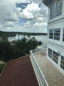 Clear Weather Grand Floridian Lounge