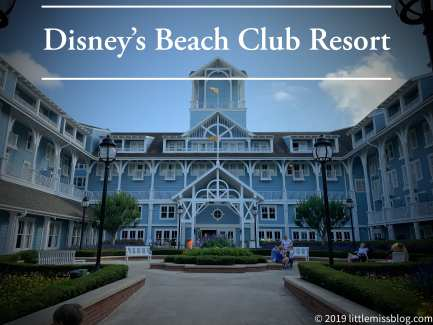Beach Club Resort at Walt Disney World