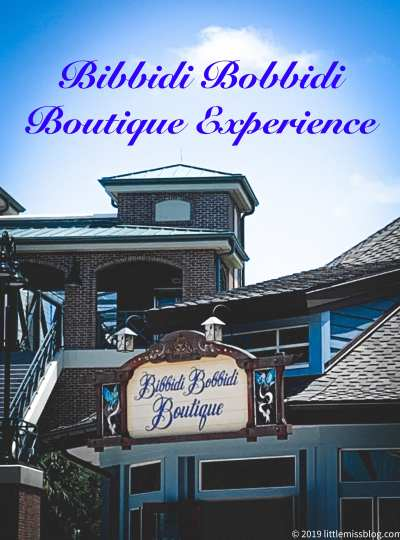 Bibbidi Bobbidi Boutique in Disney Springs