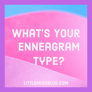 What's your Enneagram type