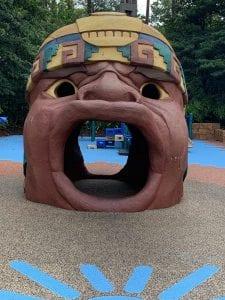 Playground area Coronado Springs