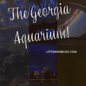 Visiting the Georgia Aquarium!