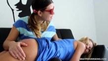 home wrecker spanking