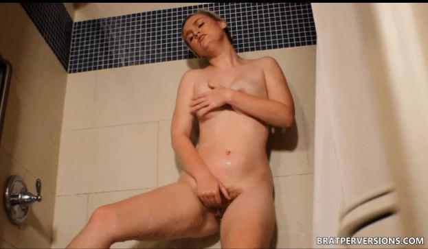 amanda bryant Voyeur shower