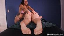 lesbian massages
