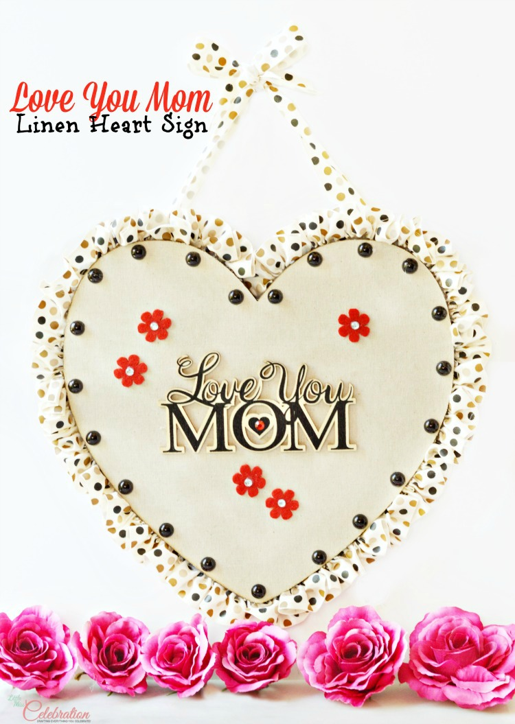 Mom I Love You : Little, Celebration