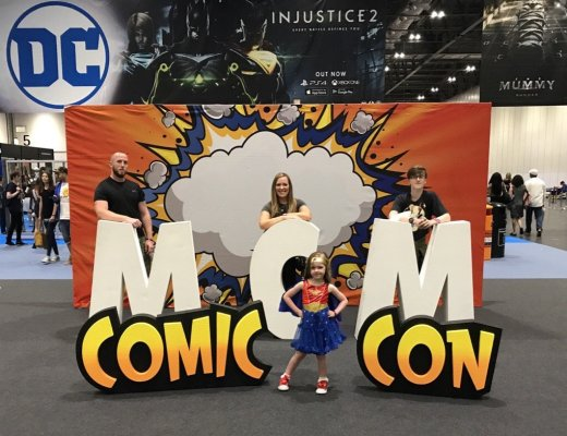 Comic Con for kids