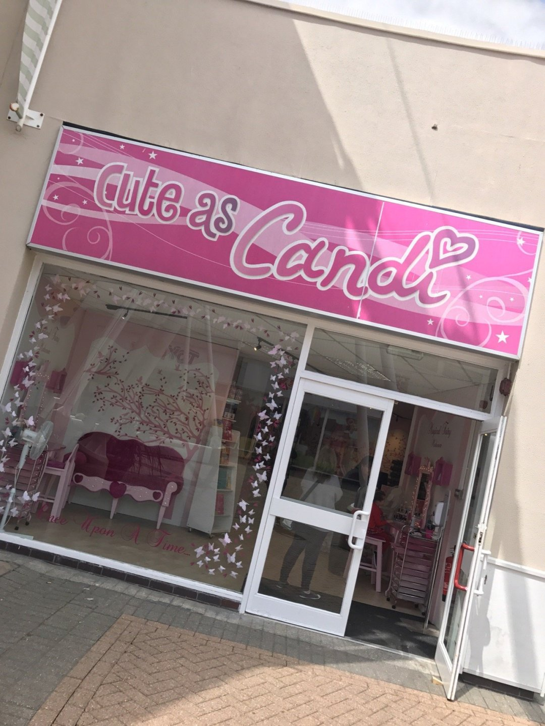 fairy princess makeover cute as candi salon