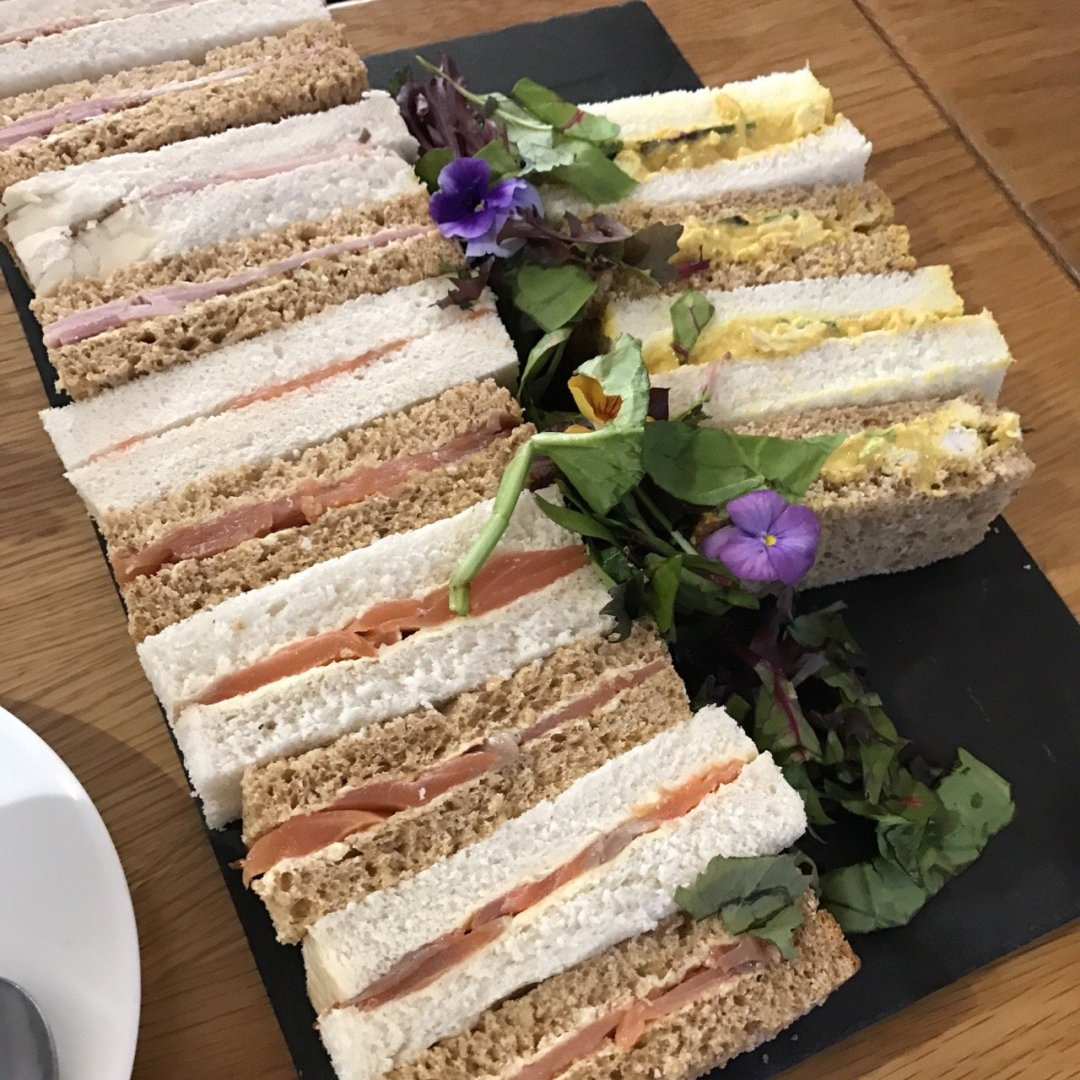 Afternoon Teas in Essex Sandwiches at The Chichester