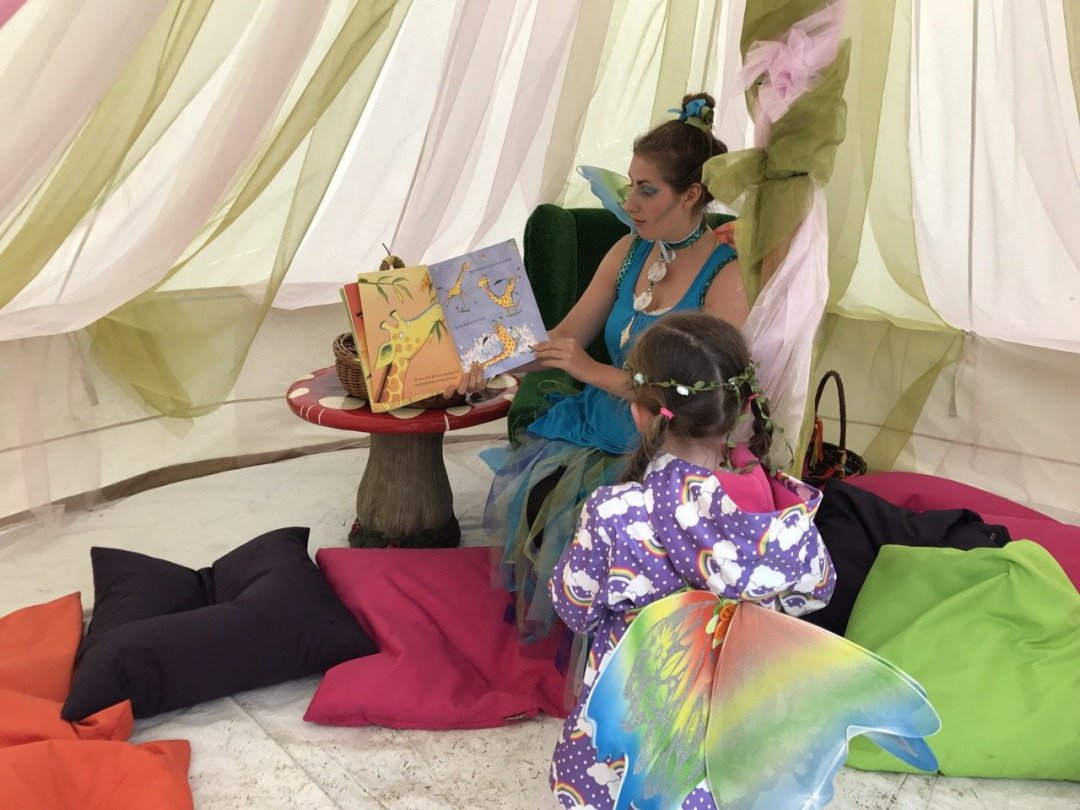 Fairy & Elf Festival Story time