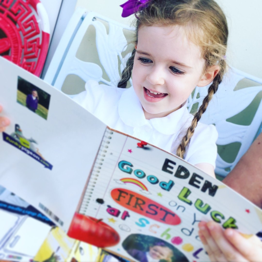 Top tips for starting school -the reception year cards