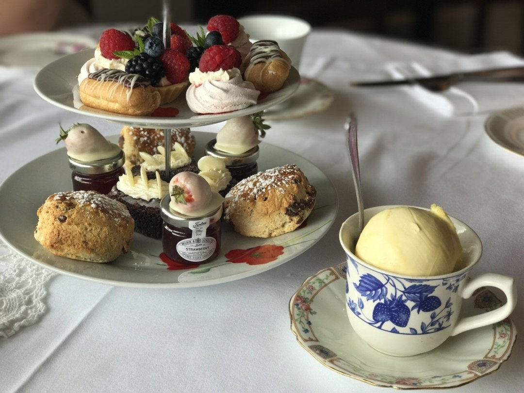 weekly round up camelia hotel afternoon tea