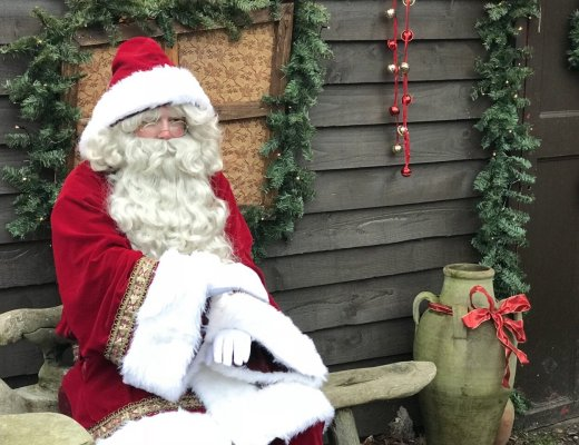 An Elf's Wish at Nevendon Manor Santa