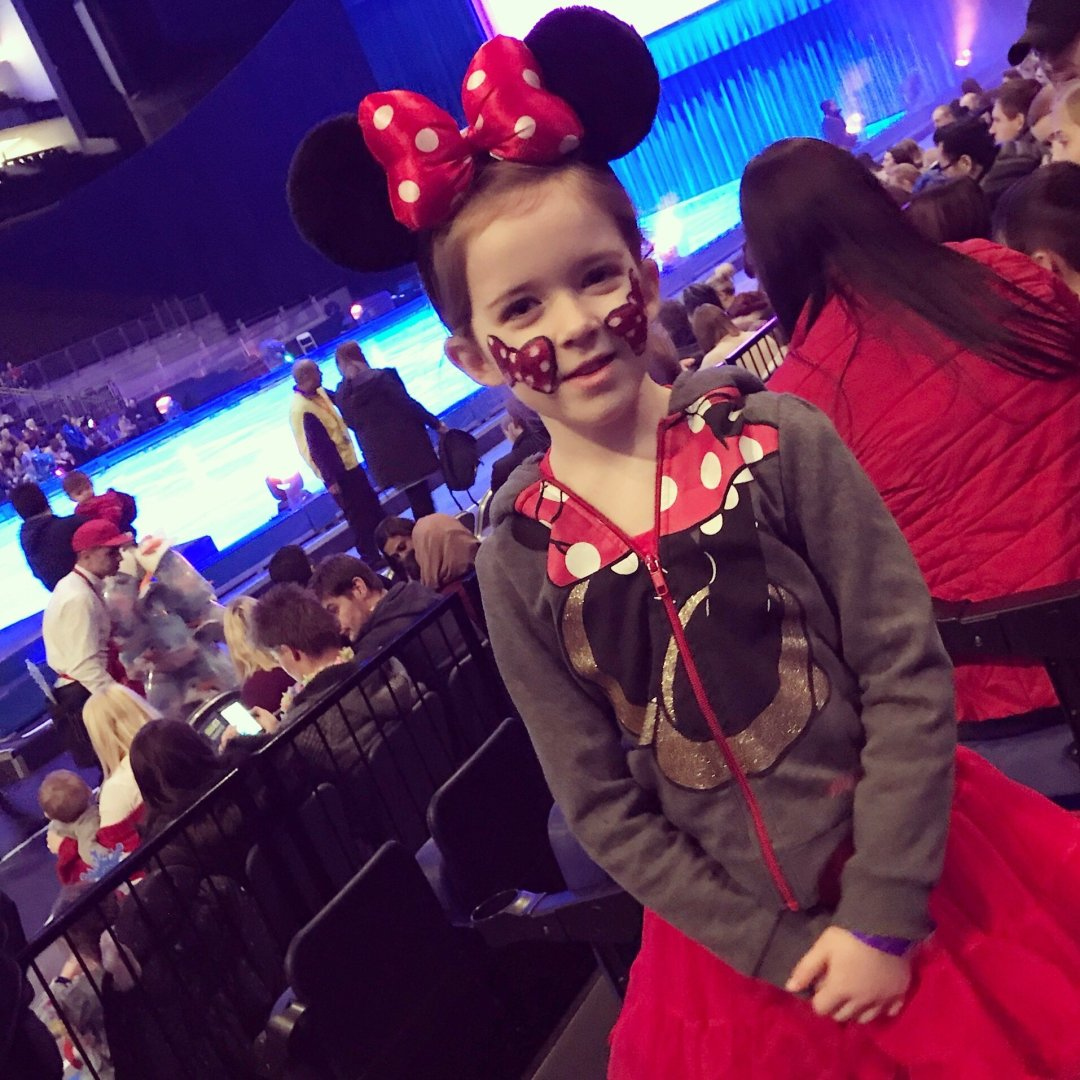My Sunday Photo Disney on ice