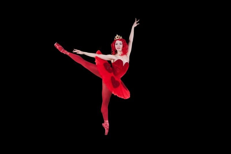 Alice in Wonderland Ballet, the red queen