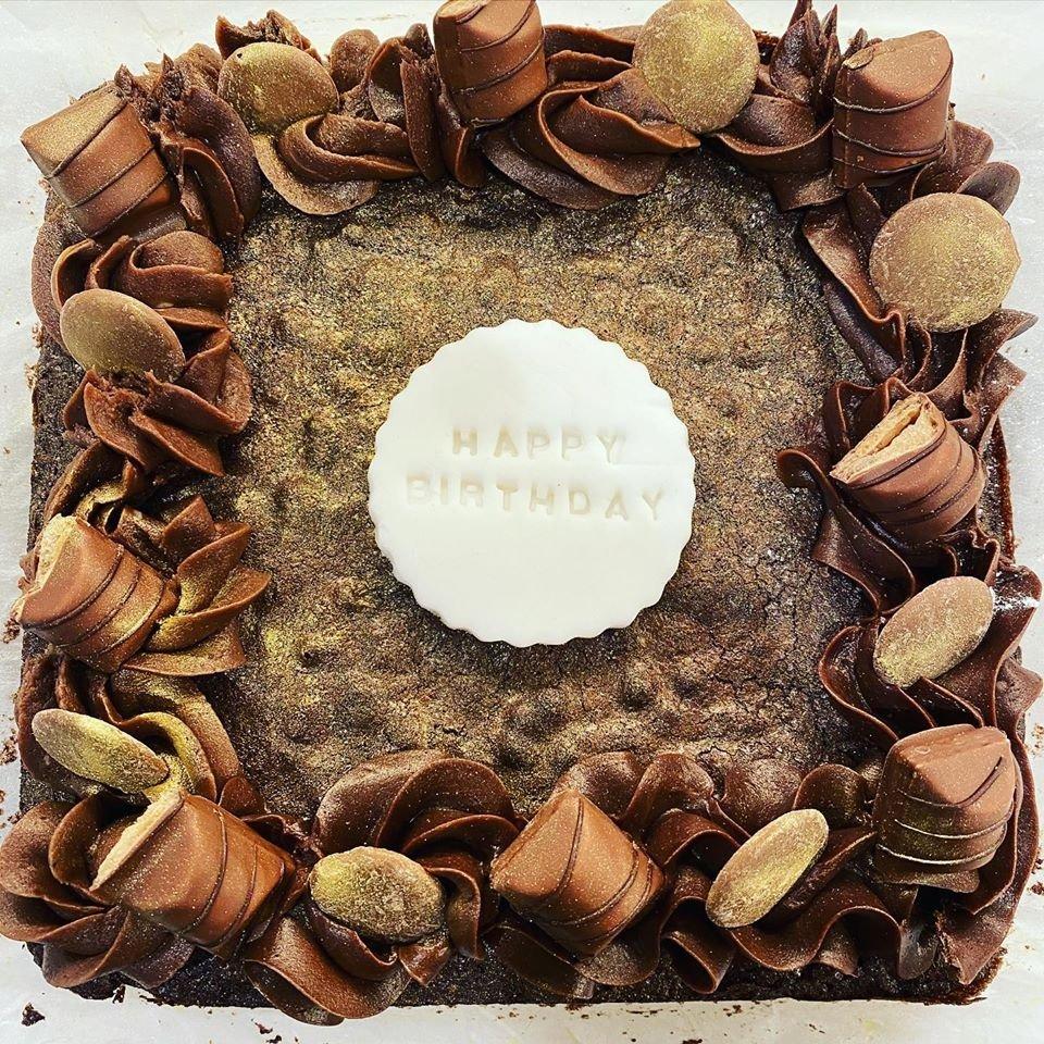Indias brownies