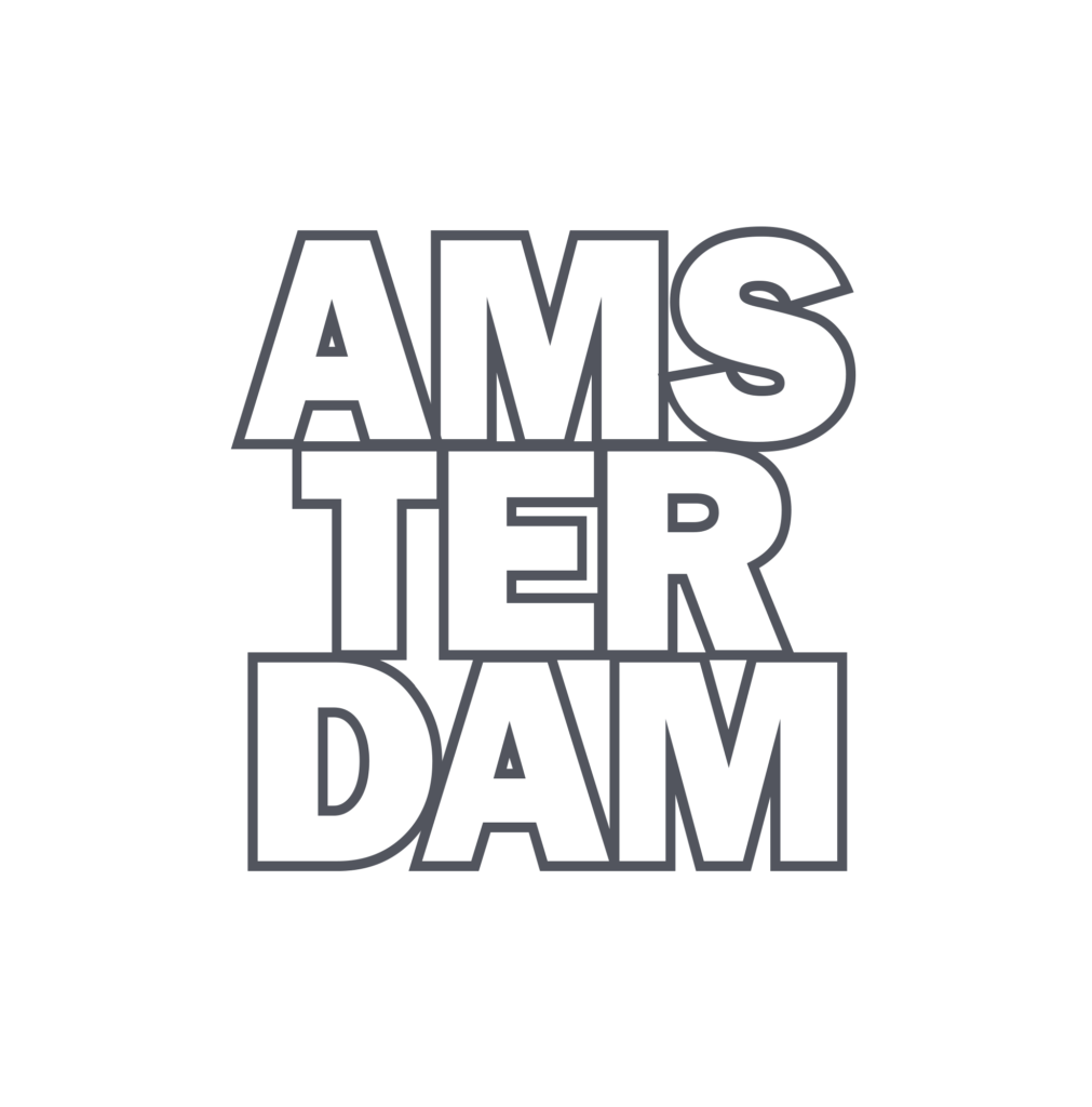 Amsterdam Cut file scrapbooking letters cricut silhouette