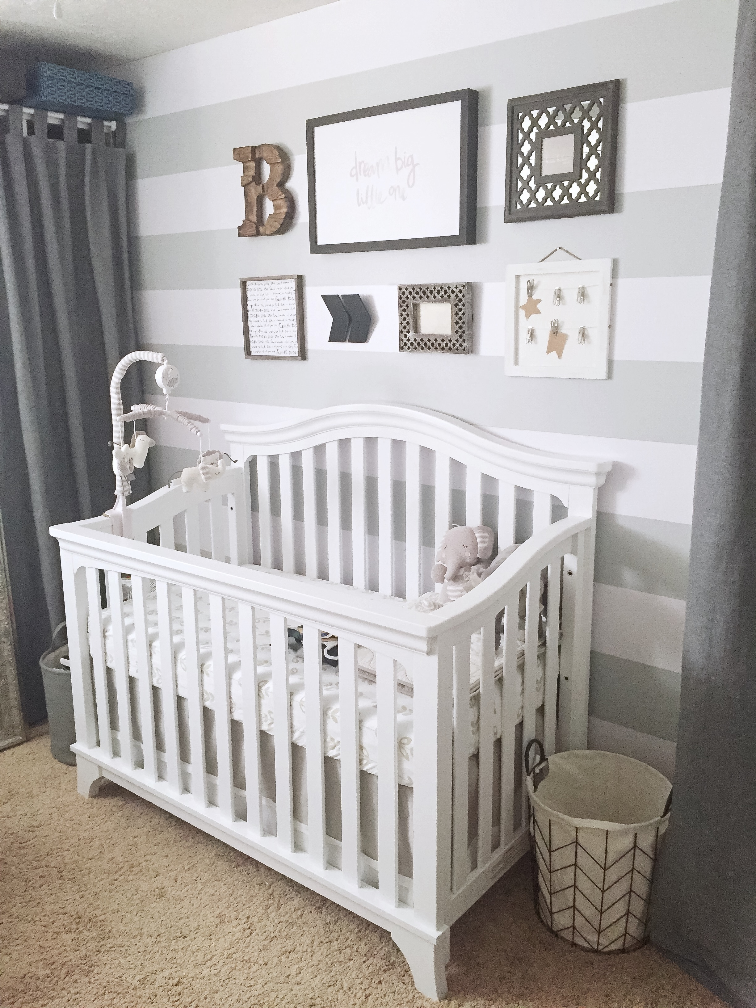 How to Transform a Small Room Into the Perfect Baby Nursery  Little Miss Fearless  Bloglovin