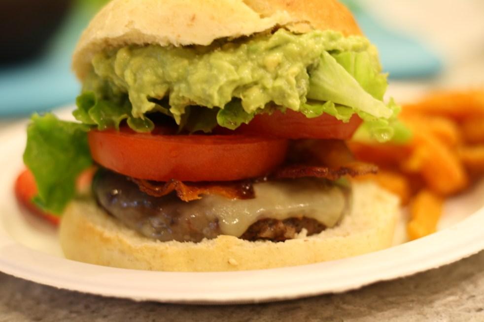 Better than Burger Joint Burgers