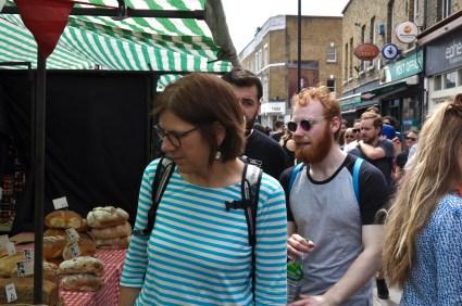 At Broadway Market