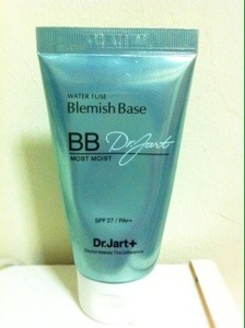 PRODUCT REVIEW: DR. JART WATER FUSE BLEMISH BASE