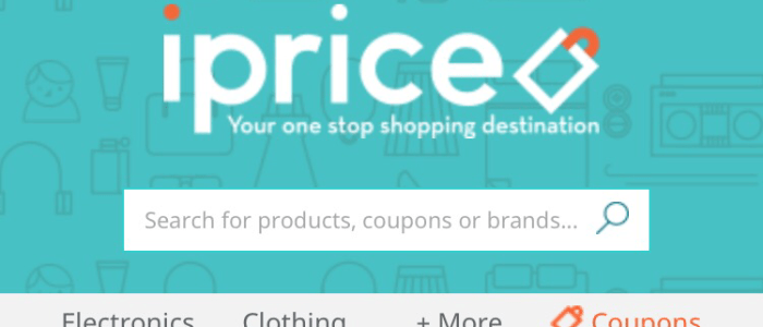 IPRICE – ONE STOP ONLINE SHOPPING DESTINATION