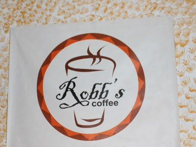 ANOTHER COFFEE ADVENTURE AT ROBB'S