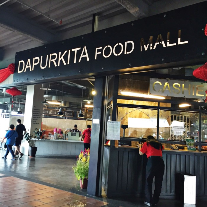 Dapurkita Food Hall