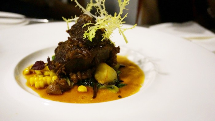 Pork Cheek
