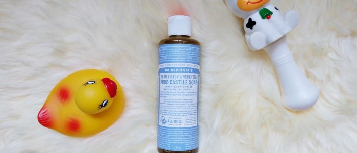 THE MAGIC OF DR. BRONNER'S PURE CASTILE SOAPS