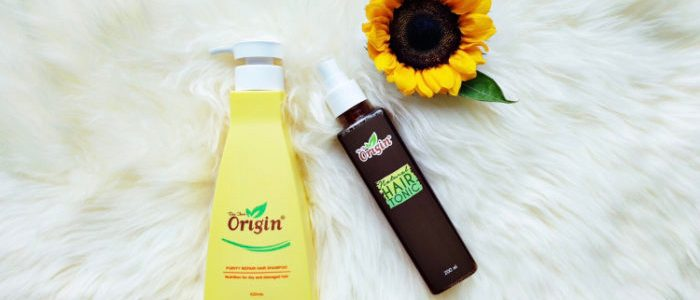 CONQUERING HAIR FALL WITH BEE CHOO ORIGIN