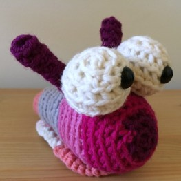 Crochet slug