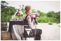 Mid-Century Modern 1960s Inspired Bridal Shoot | Little ...