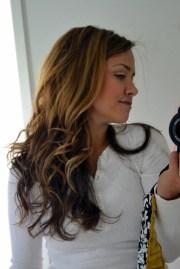 > curl hair wavy curls