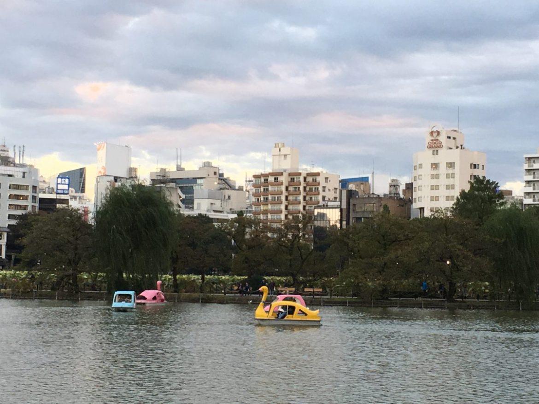 Accessible Ueno Park in Tokyo