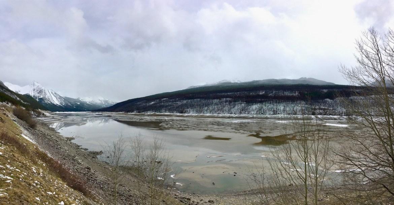 Medicine Lake, Jasper NP