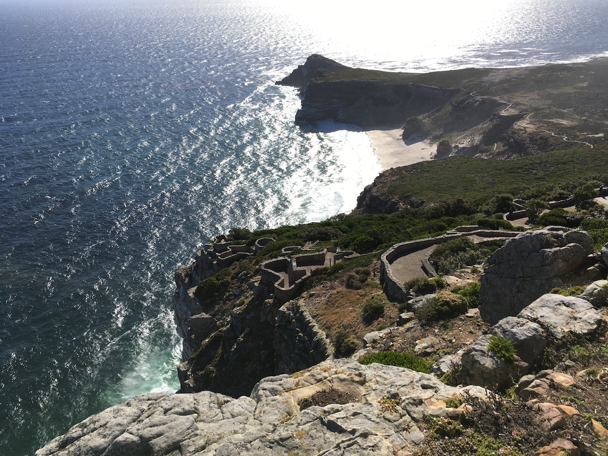 Dias Beach in Cape Point Nature Reserve