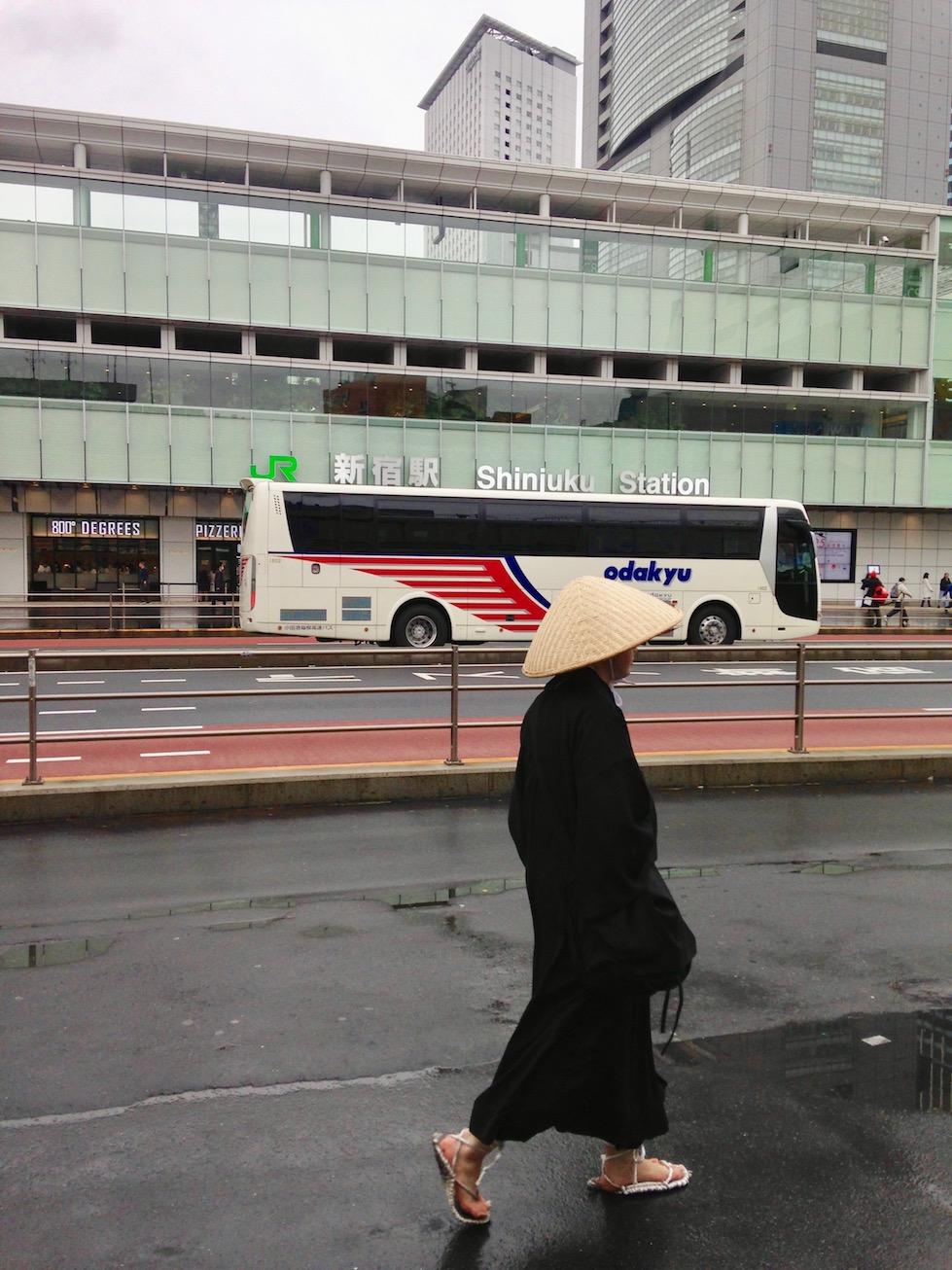 Shinjuku Station New South Gate 2018 | Little Miss Turtle