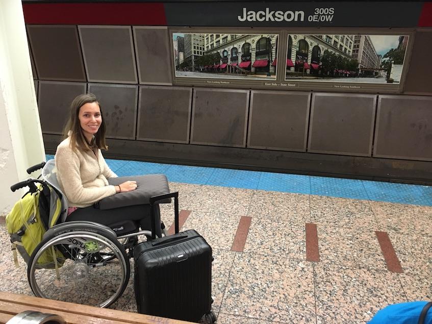 Jackson Station Chicago | Little Miss Turtle