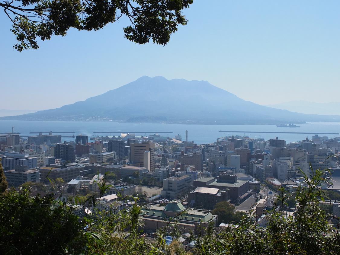 Teen girls in Kagoshima