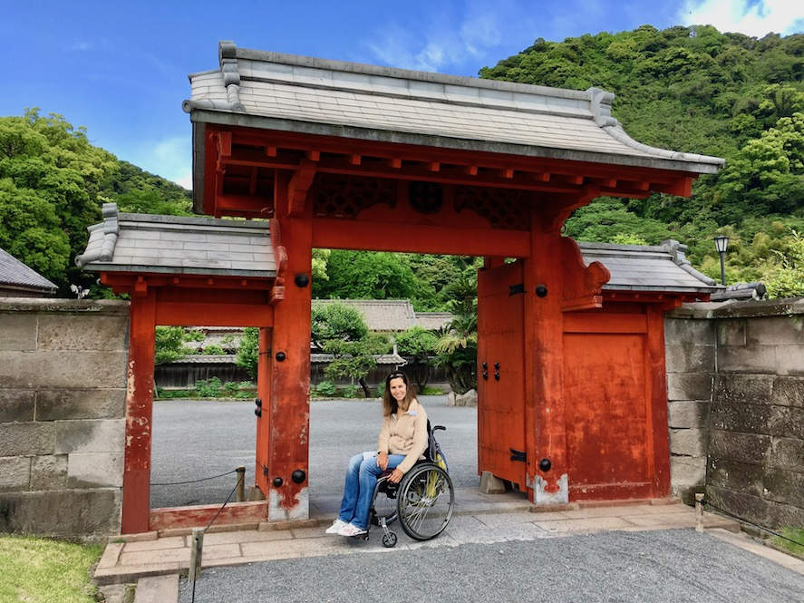 Red Gate Sengan-en | Little Miss Turtle