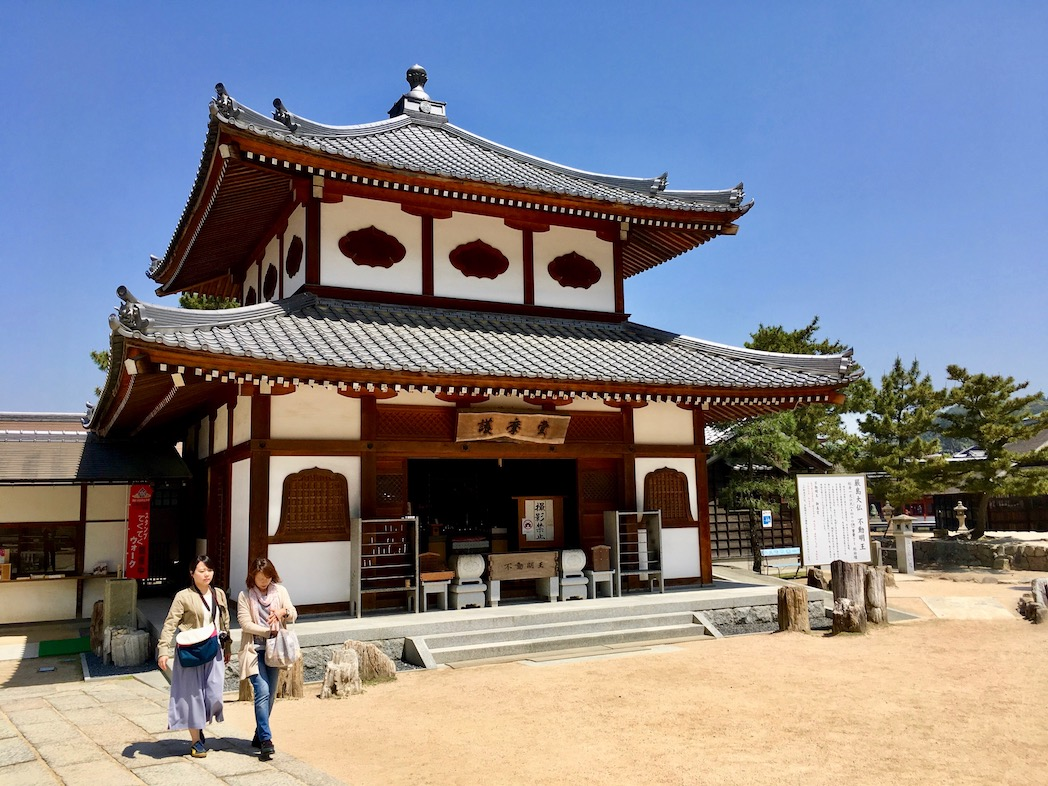 Gomado Hall of Daiganji Temple | Little Miss Turtle
