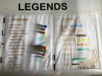 Legend: Map Pins