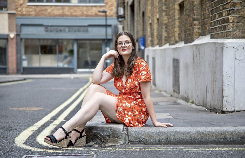 Little Miss Winney Kate Primark Dress Glasses