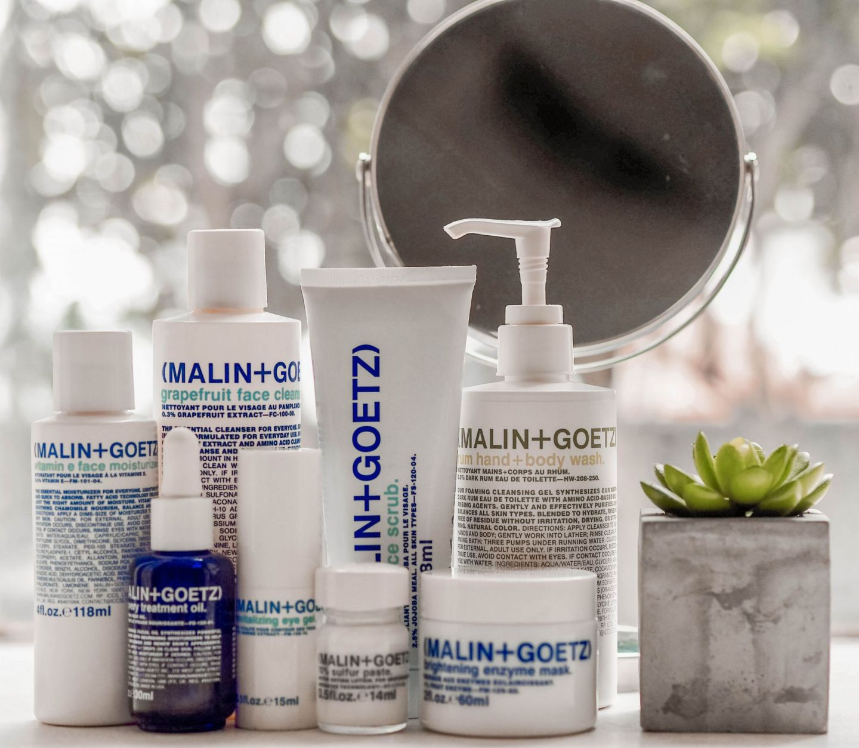 Malin and Goetz Skincare Kate Winney