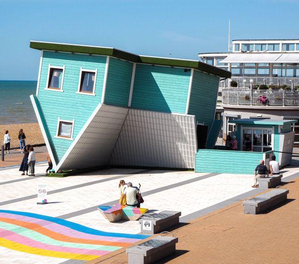 Brighton travel guide review british seaside kate winney pier