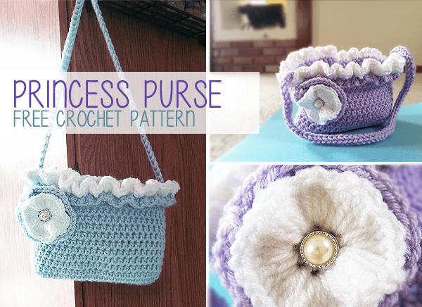 Princess Purse (Free Pattern)