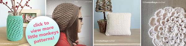 Crochet Pattern Library     Little Monkeys Crochet