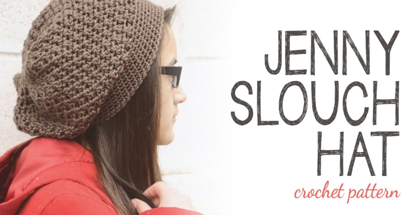 5 [more!] Beautiful + Free Slouch Hat Patterns